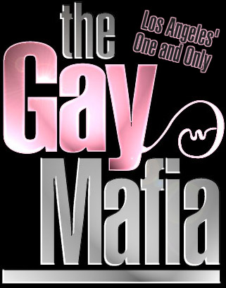 The Gay Mafia Improv and Sketch Comedy Logo